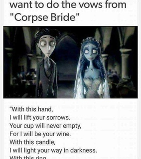 corpse and bride
