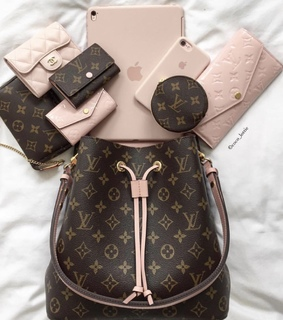 Louis Vuitton, luxury and wallet