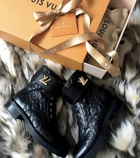 boots, luxury and Louis Vuitton