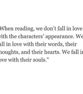 characters, words and love