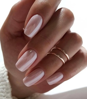 trendy, manicure and pastel