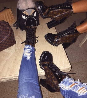 shoes, Louis Vuitton and besties