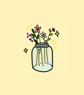 flowers, cute and aesthetic