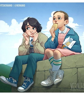 couple, mike wheeler and finn wolfhard