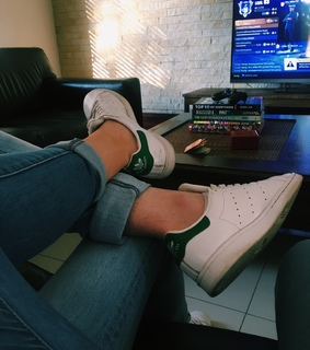 shoes, jeans and love