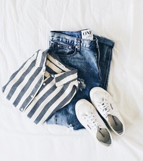 outfits, moda and casual