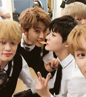 doyoung, taeil and nct u