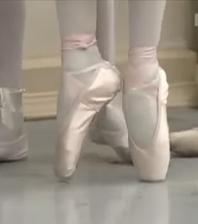 delicate, balette and pale pink