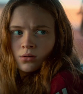 mad max, sadie sink and max