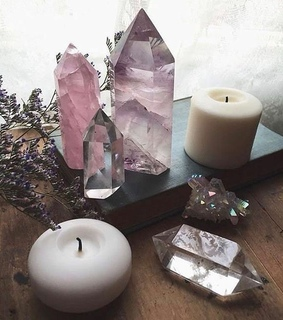 gems and crystals