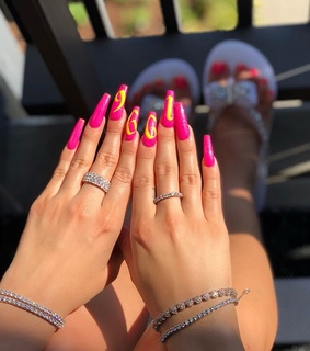 inspo style, nail polish and claws goal