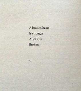 heartbreak, poem and quotes
