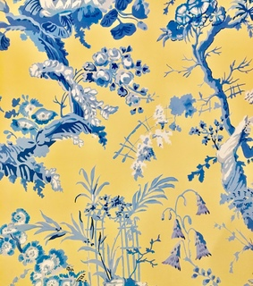 background, blue and yellow