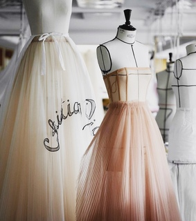 Couture, paris and dress