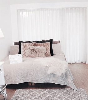 bedroom, design and home