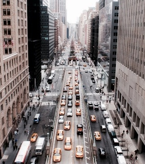 cars, architecture and travel