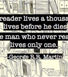 life, books and text