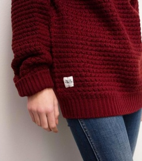 fashion, red and sweater
