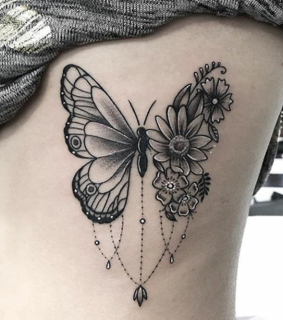 ink, tattoo and indie