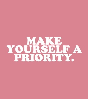 quote, priority and love
