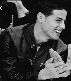 james rodriguez, james and smile
