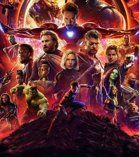 Avengers, movie and thor