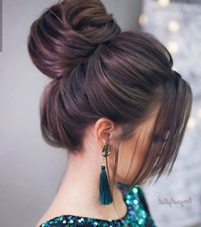 ???????, style and hair