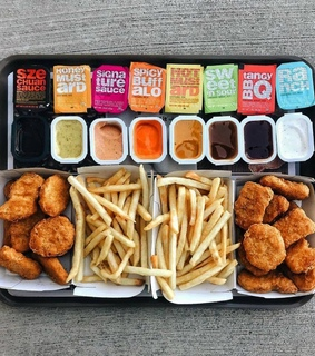 McDonald's, Chicken and chicken nuggets