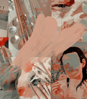 asthetic, header and Collage