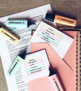 notes, studyblr and college