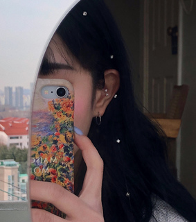 asian, selca and aesthetic