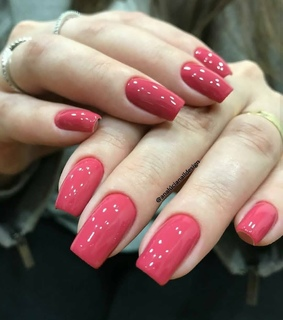 nails, color and pretty