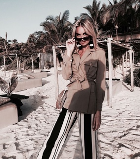 places, beach and glam