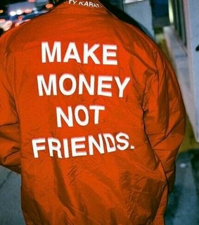 quotes, red and money