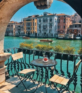 venice, place and awesome