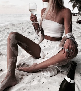 aesthetic, summer and white
