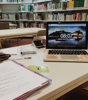 study hard, studylr and bibliotheque