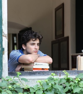 boy, call me by your name and books