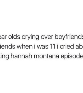 relatable, hannah montana and humor