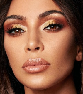 kkw, kardashian and makeup
