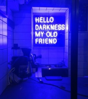 quotes, aesthetic and blue