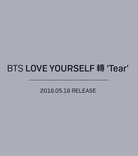 5 18 18, bts album release and love yourself