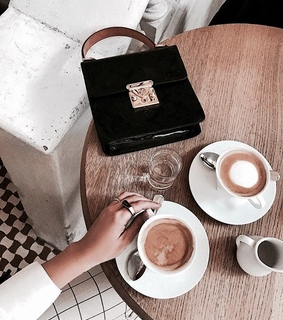 lifestyle, fashion and coffee