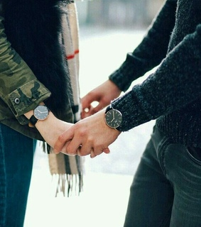 hold my hand, hands and couple