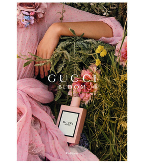 gucci, bloom and perfume