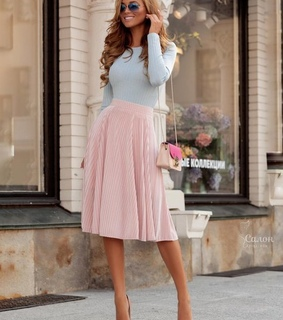 beautiful, style and pink