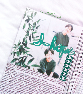 jungkook, text and journal