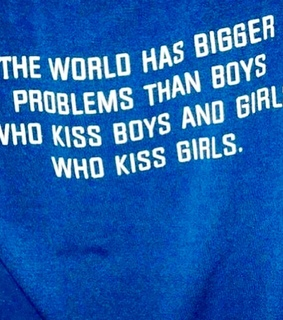 truth, world and lesbians