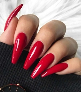 nails goals, claws goal and inspo style