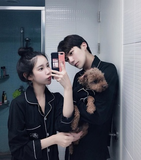 ulzzang, korean and heyxon